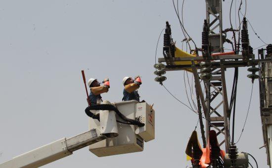 צילום יוסי וייס, חברת החשמל