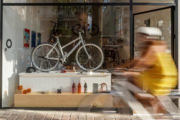 אופניים בטכנולוגיה מהפכנית