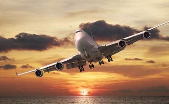 מטוס נוסעים. צילום אילוסטרציה