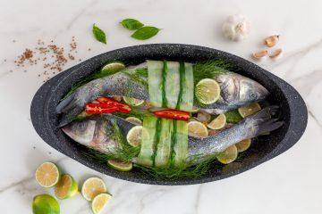 חדש: רוסטר לצלייה קריספית ולבישול דגים