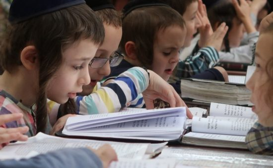 קבלת התורה בברסלב ירושלים, צילום משה מרקוביץ (4)