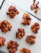 עוגיות פיצוחים בקלי קלות מ-3 מרכיבים בלבד