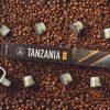 חדש: קפסולת טנזניה – פולי קפה אפריקאים