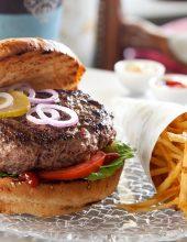 המבורגר פרווה: כמו הבשרי רק יותר בריא וטעים