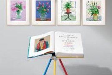 מציירים באמצעות הפה ביריד אמנות וספרים