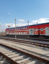 """רכבת ישראל: 330 מליון ש""""ח הפסדים בשנה"""