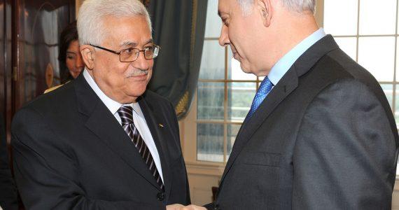 """אבו מאזן לישראלים בראמללה: """"אנחנו נגד אלימות"""""""