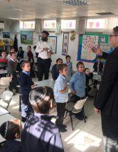 צפת: ראש העיר מתמקד בחינוך