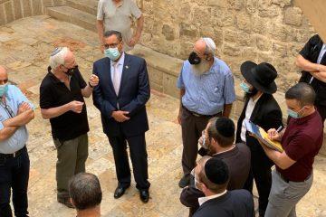 """משה ליאון: """"מלכות בית דוד, הלב של העם היהודי"""""""