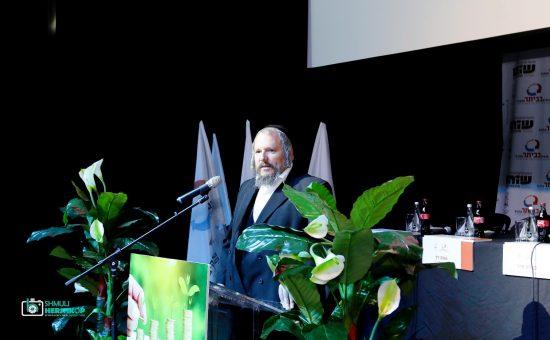 ראש העיר מאיר רובינשטיין