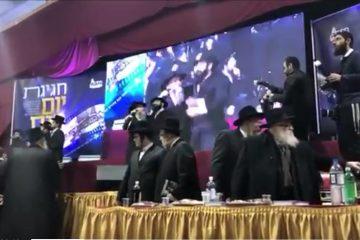 עם אברהם פריד ו'שירה': חגיגות שנה לשחרורו של רובשקין