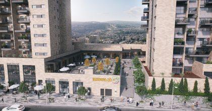 השכונות העוטפות את ירושלים בפריחה