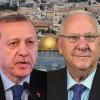 """חרף התנגדות רה""""מ: הנשיא שוחח עם נשיא טורקיה • """"הפיגוע בהר הבית הינו חציית קו אדום"""""""