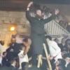 את 'ריקוד הסולמות' בקבר דוד המלך כבר ראיתם? • צפו
