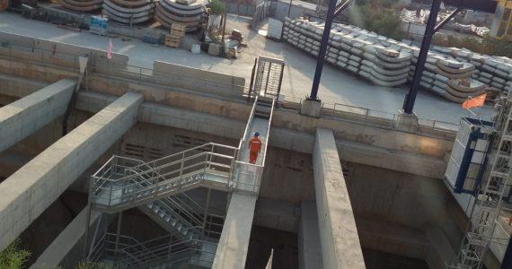 """נת""""ע מציגה: עיר מתחת לאדמה"""