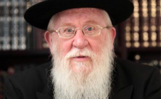 הרב יגאל רוזן | צילום: אלי קובין