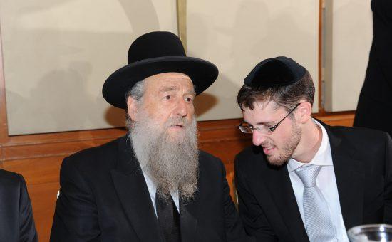 """הגר""""מ שפירא והר' ישראל מאיר"""