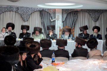 תיעוד: שבע ברכות בנדבורנה חיפה