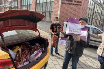 יהודי רוסיה מציגים: פסח בצל קורונה
