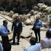 18 שגרירים ודיפלומטים סיירו בירושלים הקדומה