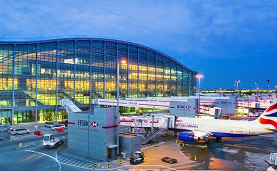שדה התעופה היתרו בלונדון