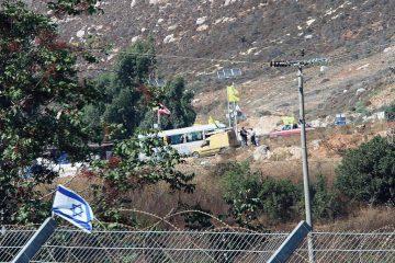 """חיזבאללה מציג: פעילות צה""""ל בצפון"""