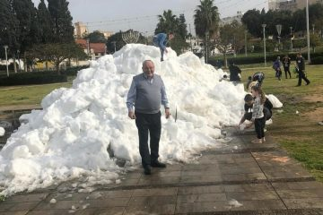 הילדים התאכזבו: השלג נדחה להשבוע