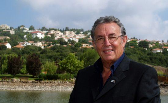 שלמה בוחבוט ראש עיריית מעלות תרשיחא. צילום: אריק בלטינסטר