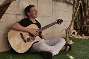 בן ה17 מתקדם לאלבום הבכורה: שובי אלי