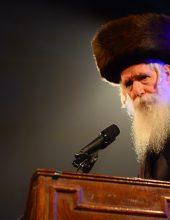 """אור ישראלי בחי: מעמד הסליחות עם הגרי""""ד גרוסמן"""