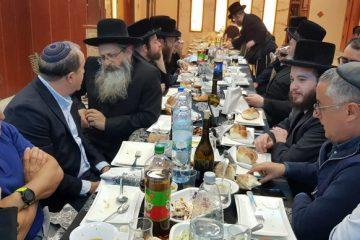 גלריה: שמחת חבר הכנסת לעתיד, יעקב טסלר