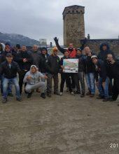 קהילת החירשים של 'שמעיה' במסע לגאורגיה