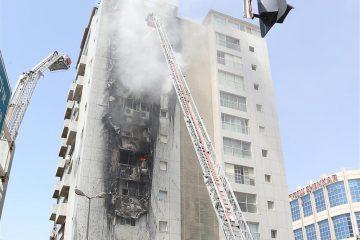 סיכום שנה: 50,000 שרפות עם 20 הרוגים