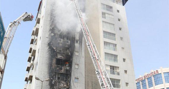 סיכום שנה: 50,000 שריפות עם 20 הרוגים