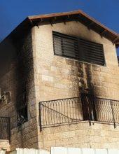 שריפה בבית בירושלים, 6 נפגעו ופונו