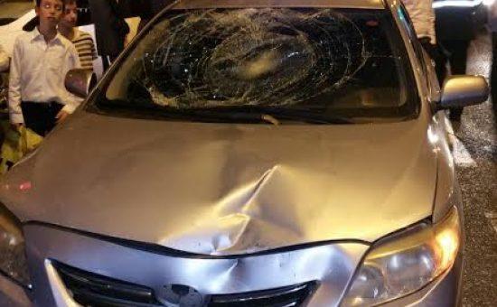 תאונה. צילום: חדשות 24