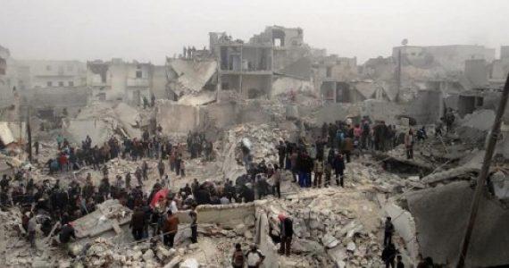 זוועות סוריה: 47 הרוגים כתוצאה ממתקפה טורקית