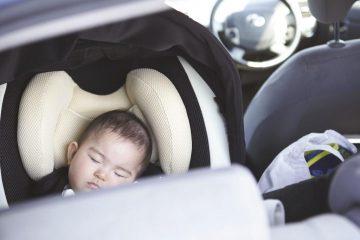 תזכורת: תינוק ברכב • התעוררות ציבורית