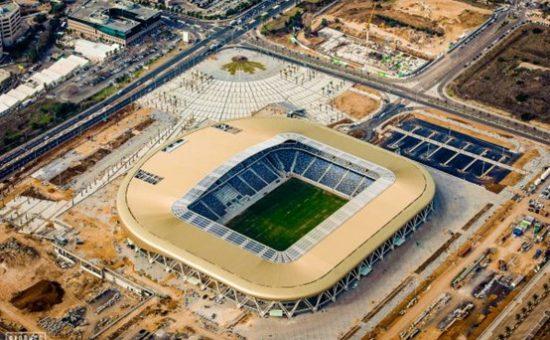 תמונה1 ישראל ברדוגו חיפה אצטדיון סמי עופר, צילום: ישראל ברדוגו