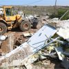 המינהל האזרחי הרס בתים במאחז גבעת אסף