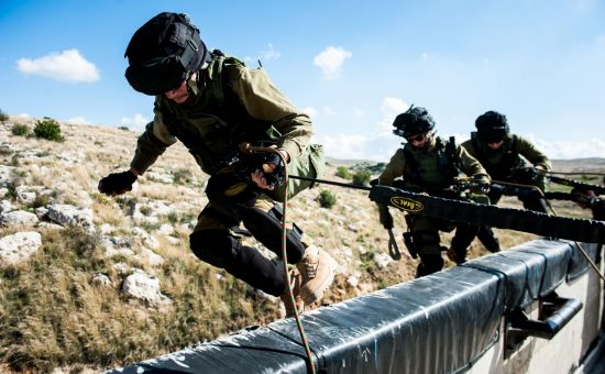 תמונות חיילים בתרגיל צילום דובר צהל (8)