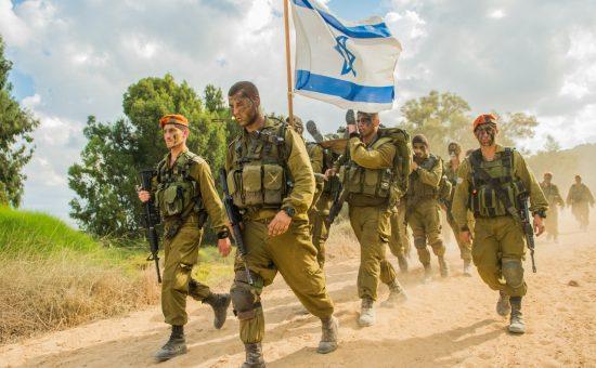 אילוסטרציה: תמונות חיילים בתרגיל צילום דובר צהל (9)