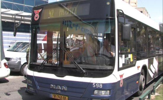 אוטובוס דן. צילום: אור ירוק