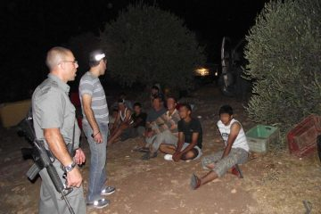 """הממשלה אישרה: ישללו רישון ויחרימו רכב למסייעי שבחי""""ם"""