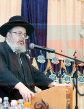 רבני ירושלים חגגו מסיבת חומש לנכדיהם: גלריה