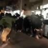 ארדן: לעצור את המפגינים החרדים שתקפו חייל שהשפריץ עליהם גז מדמיע