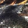 """הממשלה הרומנית אישרה שחיתות """"קלה"""": מאות אלפים יצאו להפגין"""