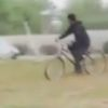 צפו בוידאו: כך חינכו את גנבי האופניים