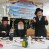 """מסיבת סיום משולשת התקיימה בביכנ""""ס קהילות יעקב בודאפעסט בעיר ביתר עילית"""