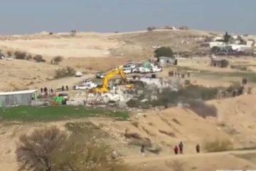 אחרי המהומות ופיגוע הדריסה: בוצעו ההריסות באום חיראן